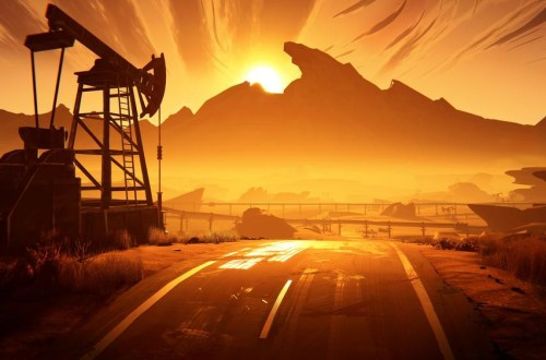 August indie game releases - Sunset in Road 96