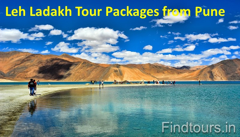Leh Ladakh Tour Packages from Pune