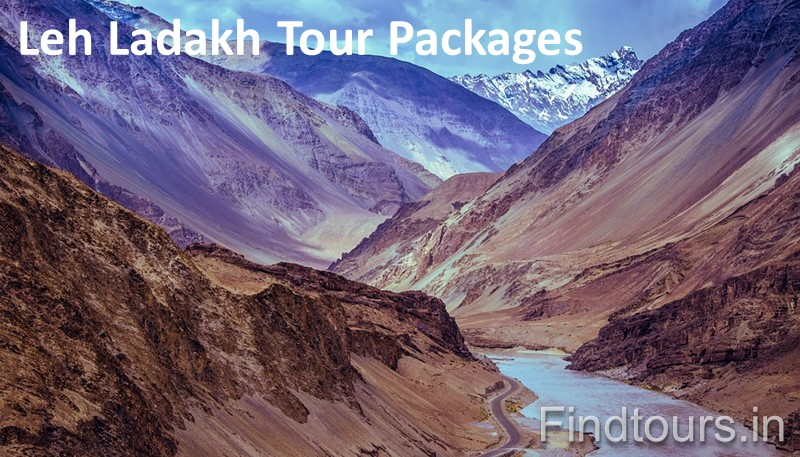 Leh Ladakh Tour Packages from mumbai