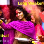 Holi Long weekend Celebration & Camping