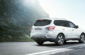 2020 Nissan Pathfinder White Color