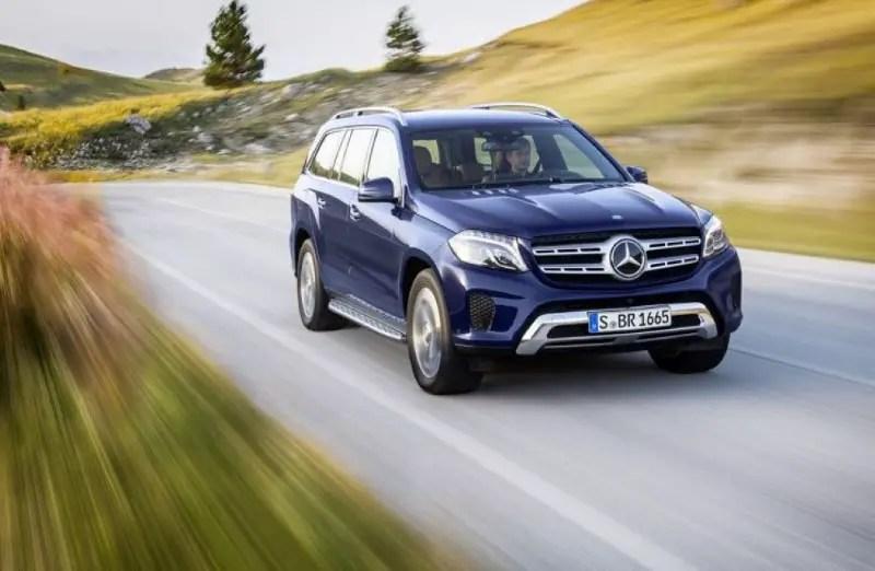 New Mercedes GLS - Best 6 Passenger SUVs 2020