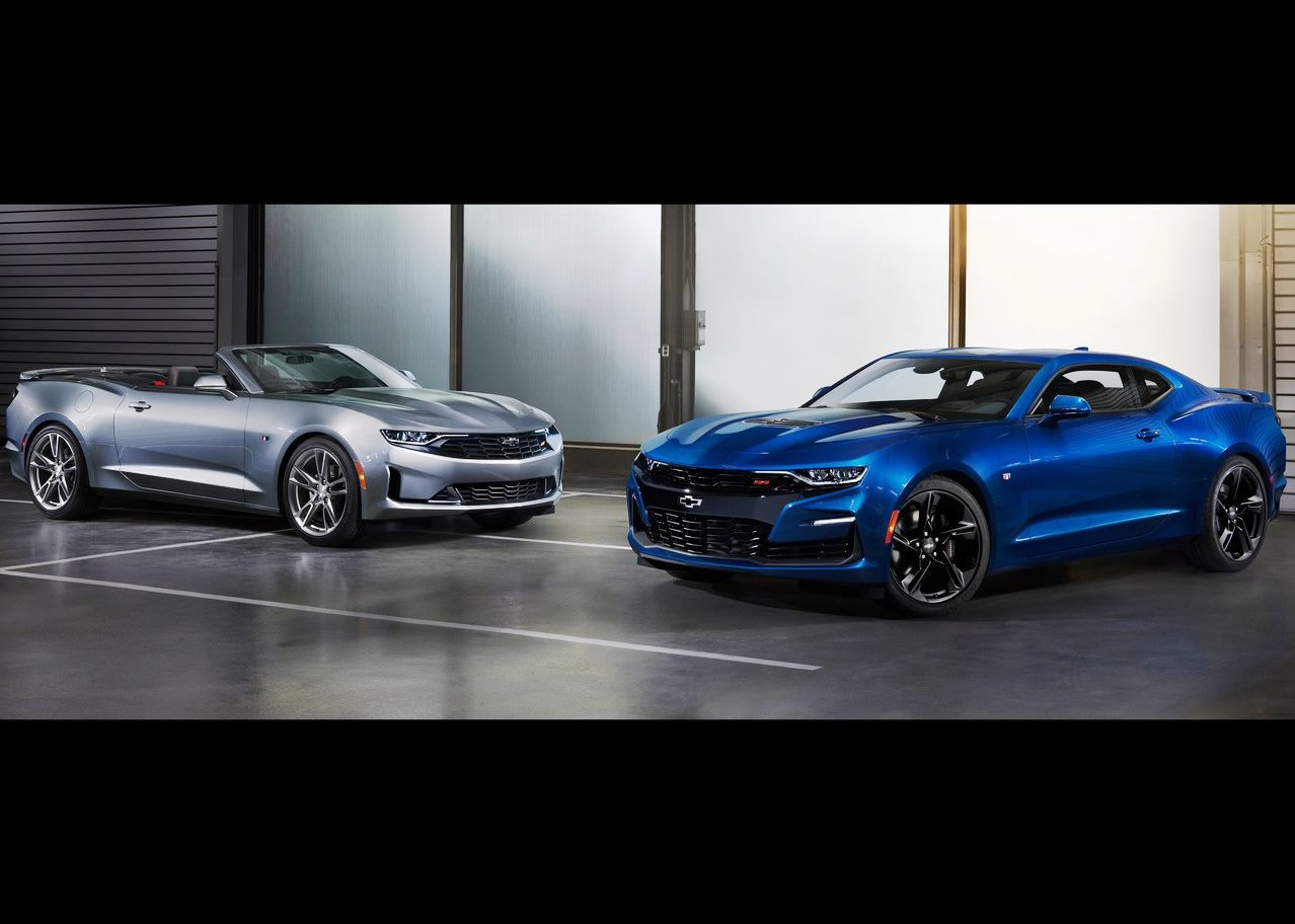 2020 Chevy Camaro SS & RS Versions Release Date