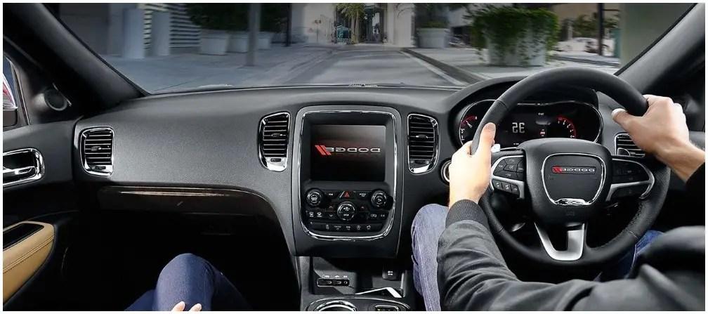 2020 Dodge Durango New Features Interior