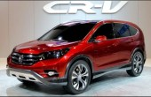 2020 Honda CRV Turbo Hybrid Specifications