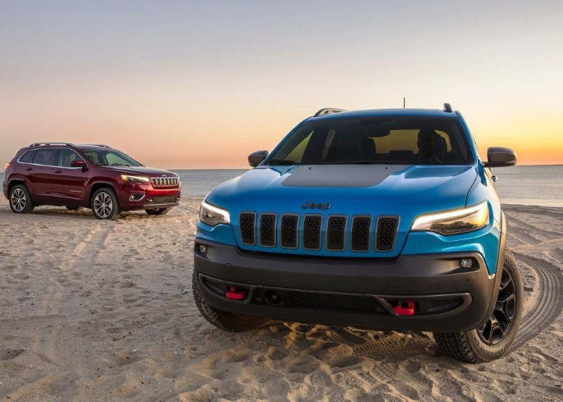 2020 Jeep Grand Cherokee Changes Exterior