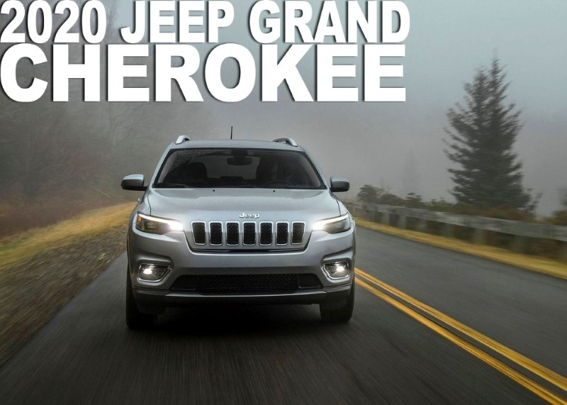 2020 Jeep Grand Cherokee Limited Price and Lease