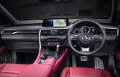 2020 Lexus RX 350 Interior Features