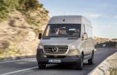 2020 Mercedes Sprinter Van Price & Lease