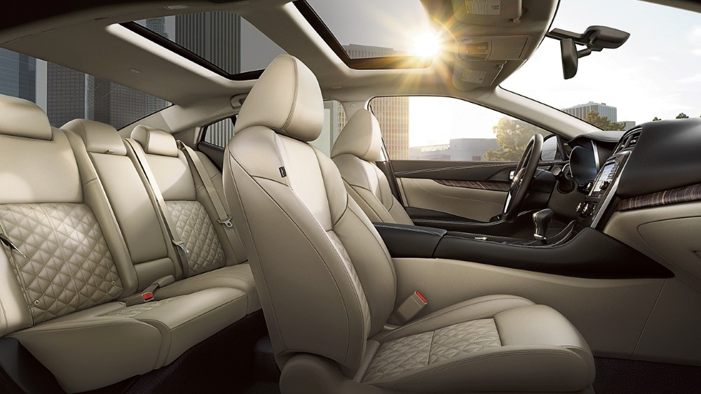2020 Nissan Maxima Interior Dimensions