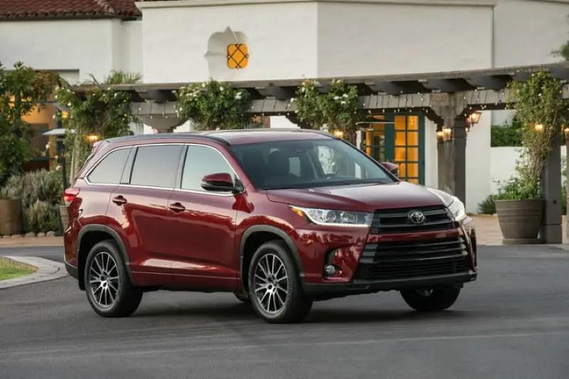 New Toyota Highlander - Best Toyota 7 Passenger SUV 2019-2020