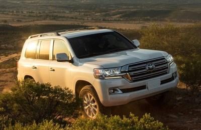 New Toyota Land Cruiser - Best Toyota 7 Passenger SUV 2019-2020