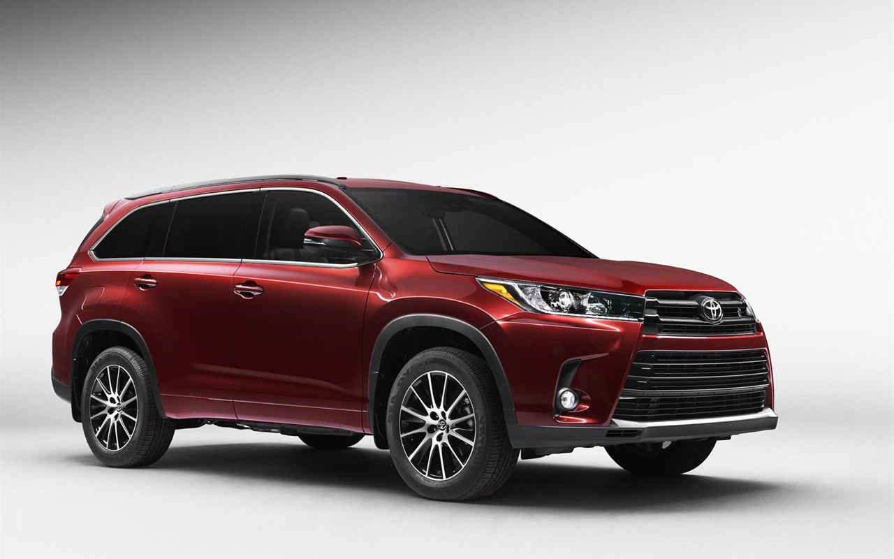 Next Generation Toyota Highlander Update New Body Style