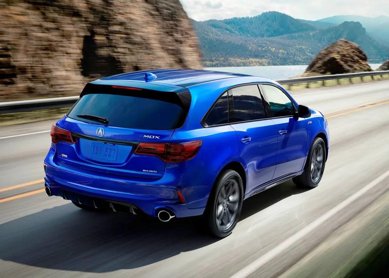 2020 Acura MDX Sport Price & Availability