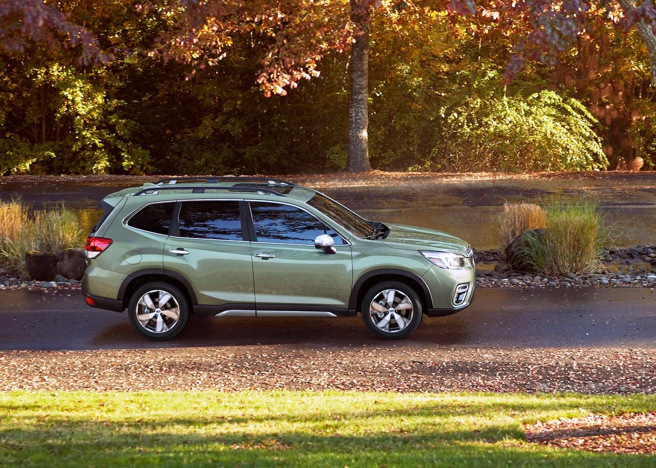 2020 Subaru Forester Best SUVs Fuel Economy