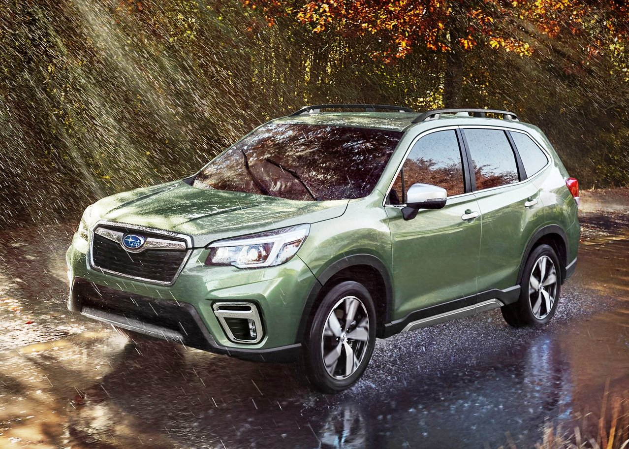 2020 Subaru Forester Hybrid Engine Specs