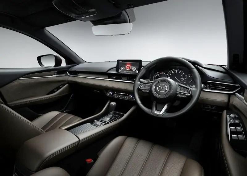 2020 Mazda 6 Redesign Interior