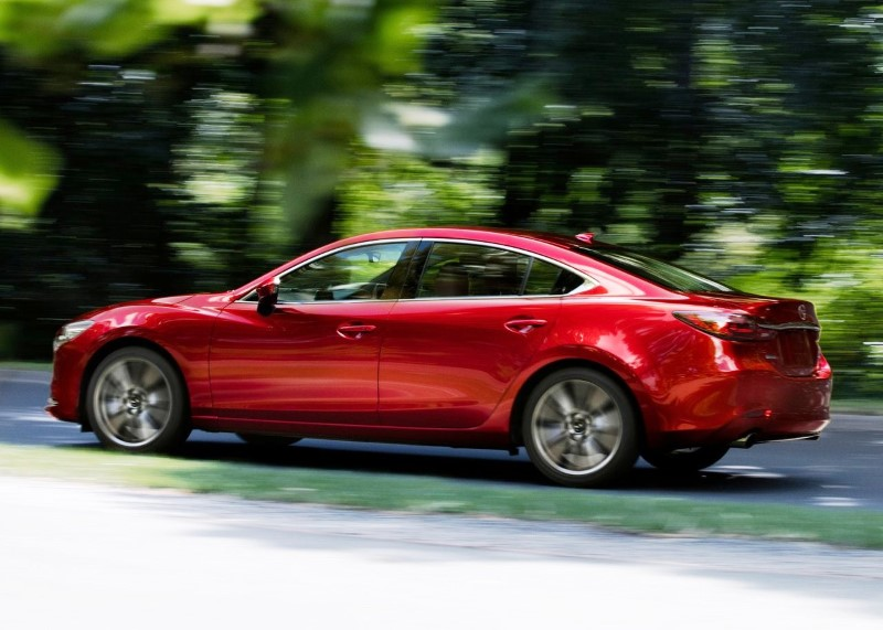 2020 Mazda 6 Wagon Review and Rating