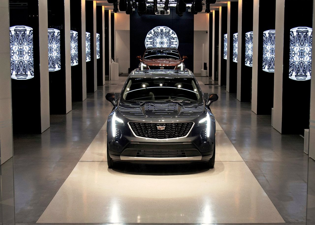 2020 Cadillac XT5 Changes Exterior