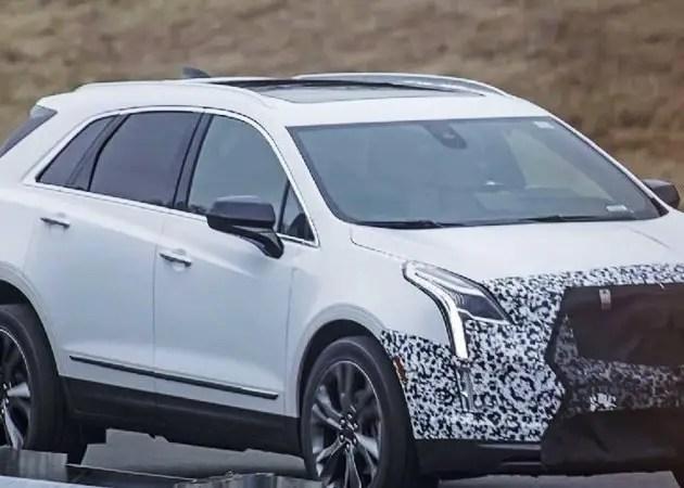 2020 Cadillac XT5 Price