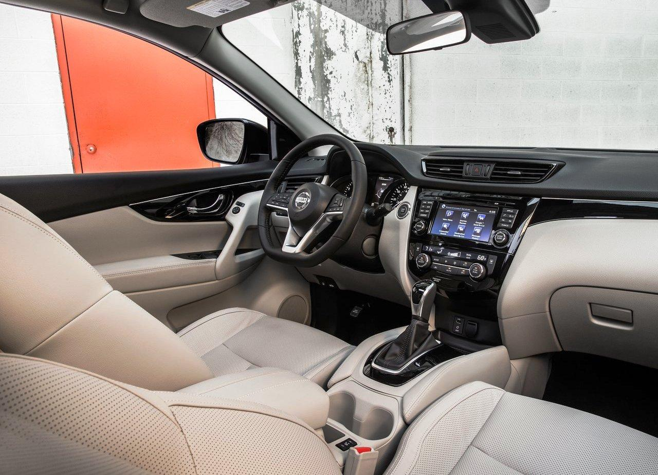 2020 Nissan Rogue Sport Interior Capacity