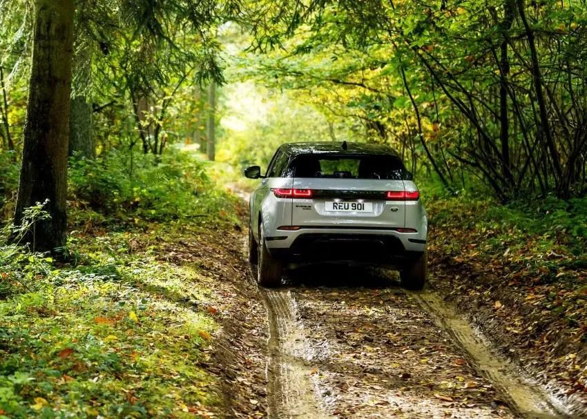 2020 Range Rover Evoque Fuel Economy