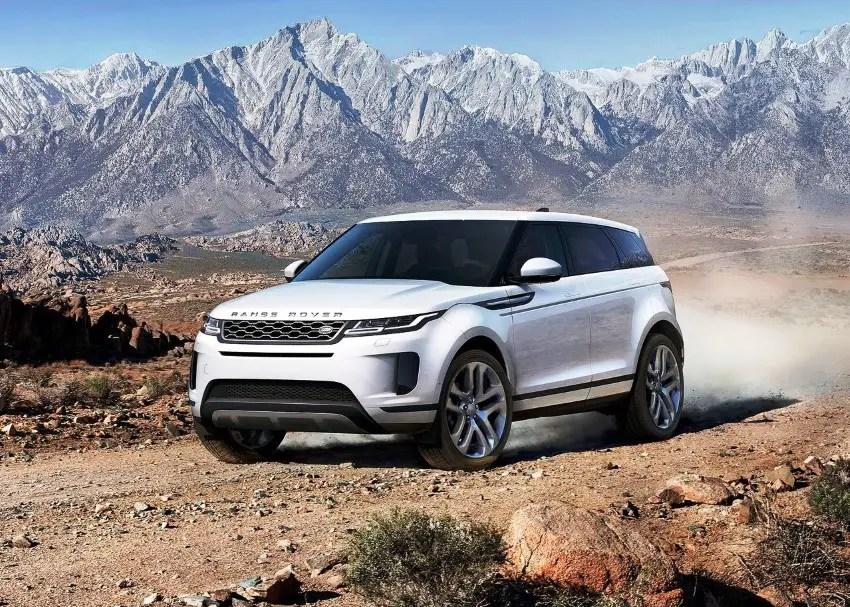 2020 Range Rover Evoque Hybrid Engine Specs