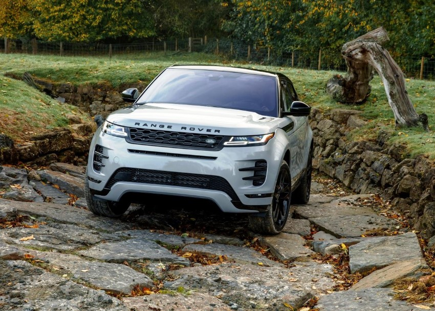 2020 Range Rover Evoque Performance