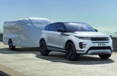 2020 Range Rover Evoque Towing Capacity