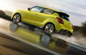 2020 Suzuki Swift Sport Decals