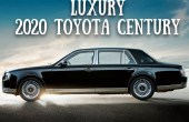 2020 Toyota Century Cost