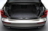 2020 Volvo S60 Trunk Capacity