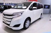 Toyota Noah Campervan - Best Van For Van Life