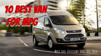 Read more about the article 10 Best Van for MPG: The Most Fuel-Efficient Vans in 2021