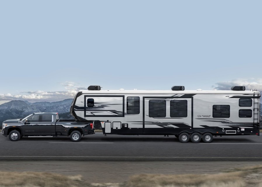 2020 GMC Denali Truck Concept - Sierra & Canyon