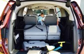 Honda Odyssey Elite Touring Spacious Interior - Best Cild Friendly Car