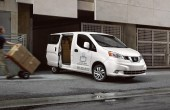 New Nissan NV200 S with 26 MPG - Best Van For MPG 2020