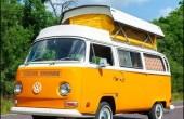 Volkswagen Westfalia Camper Vehicle - Best Dor Glamping