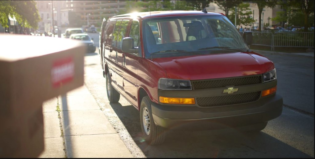 2020 Chevy Express Redesign & Changes
