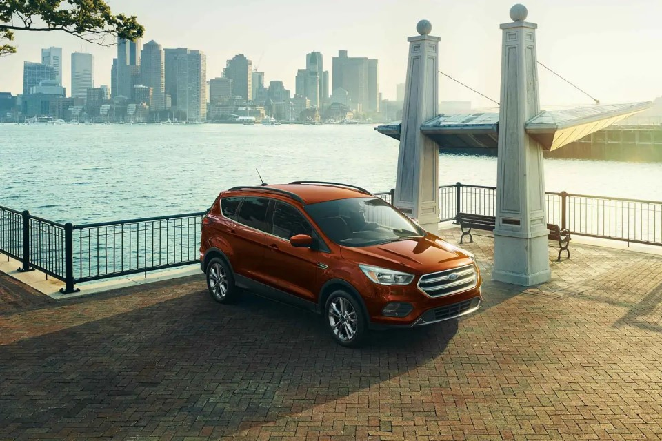 2020 Ford Escape SEL Price & Equipment