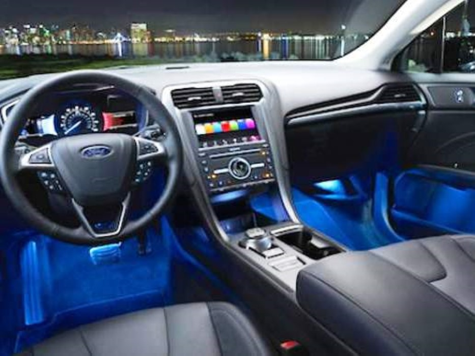 2020 Ford Fusion Interior Pictures