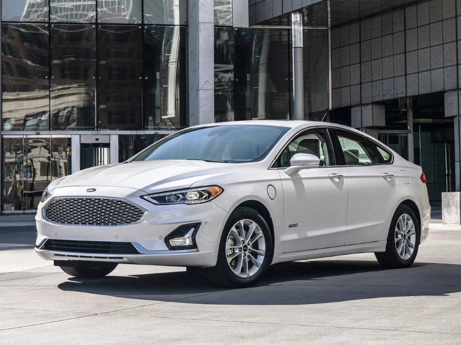 2020 Ford Fusion Sport Release Date and Price