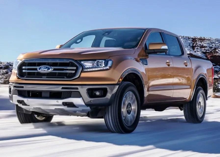 2020 Ford Ranger Fuel Economy