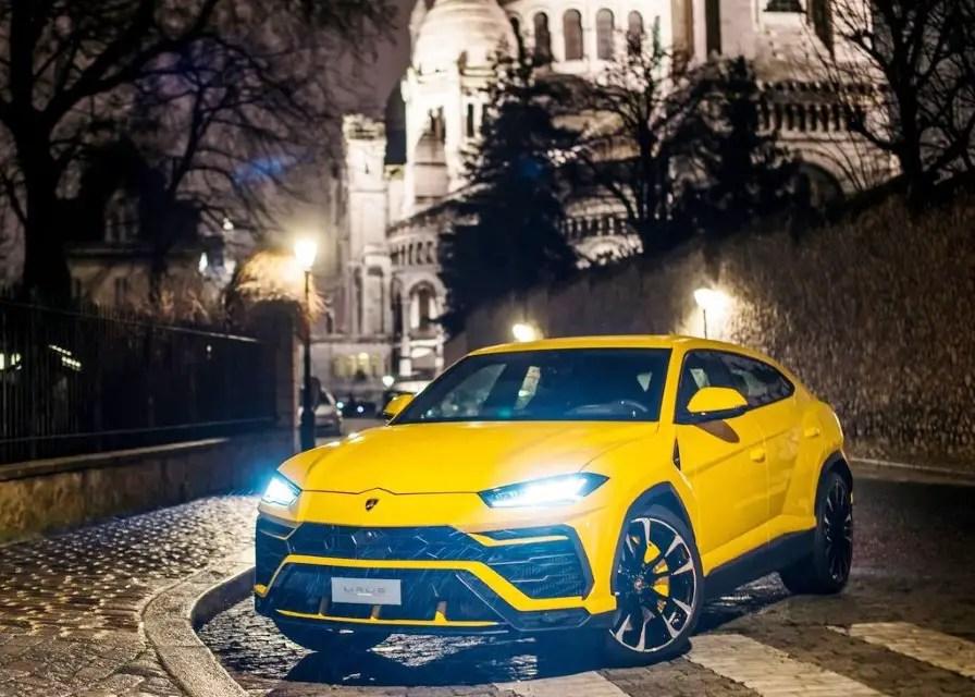 2020 Lamborghini Urus Changes