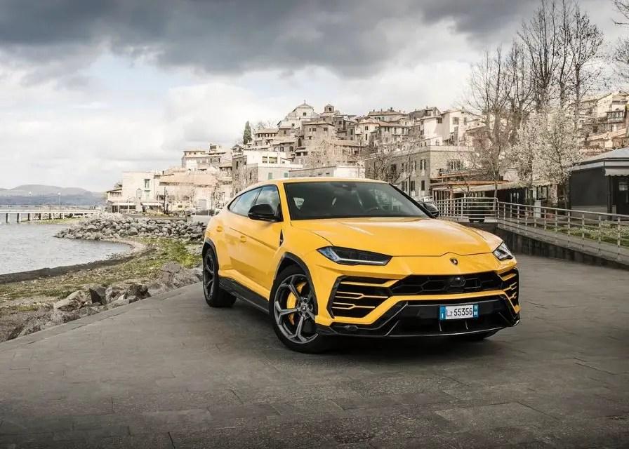 2020 Lamborghini Urus Facelift