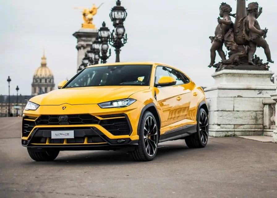 2020 Lamborghini Urus Price
