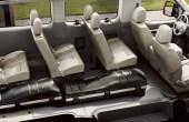 2020 Nissan NV3500 12 Passenger VAN Seating