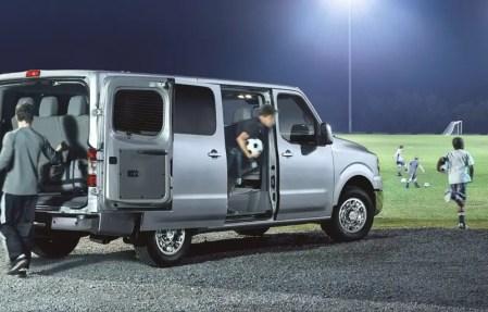 2020 Nissan NV3500 Passenger VAN Review