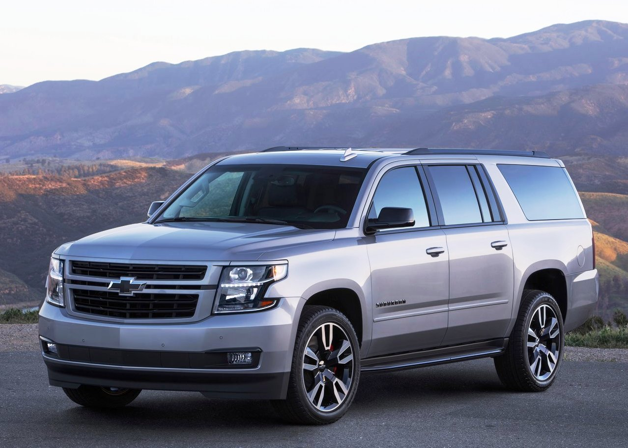 New Chevy Suburban BOLT Pattern Price & Equipment