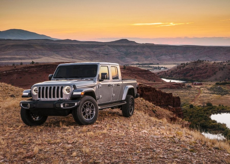 2020 Jeep Gladiator Price & Lease Deals